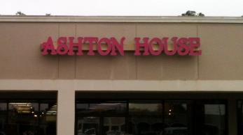 Ashton House Channel Letter