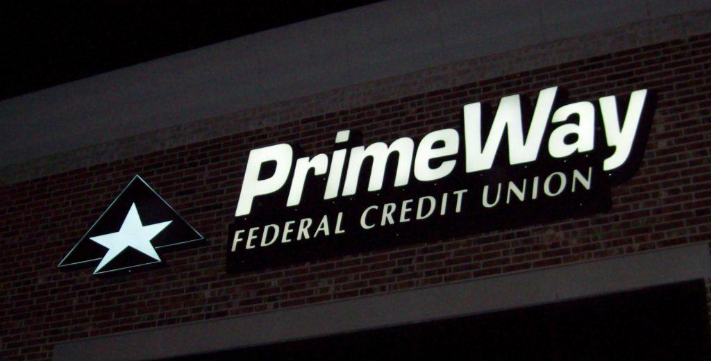 PrimeWay - Channel Letters