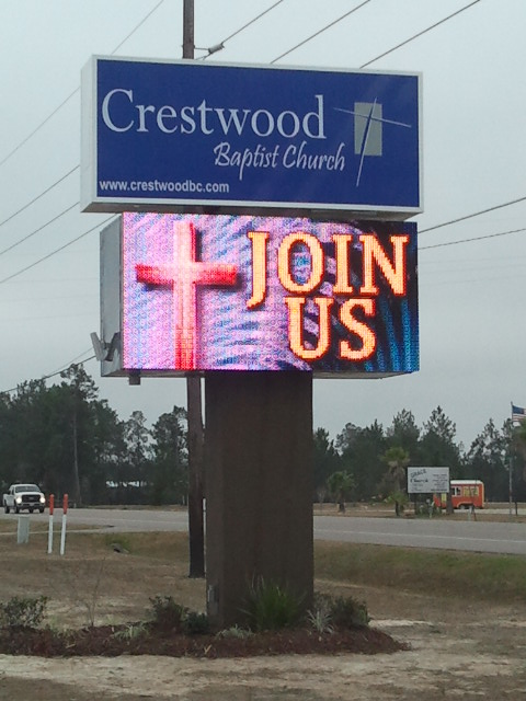Crestwood Baptist Church