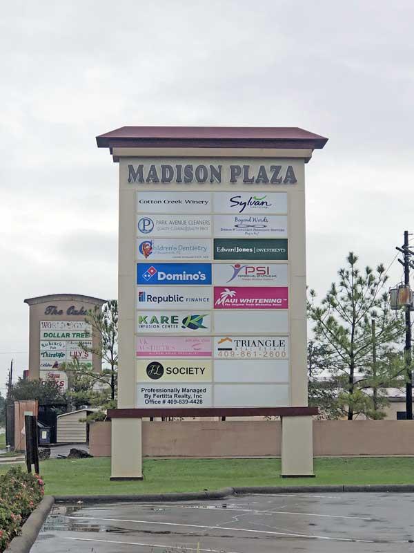 Madison Plaza Shopping Center