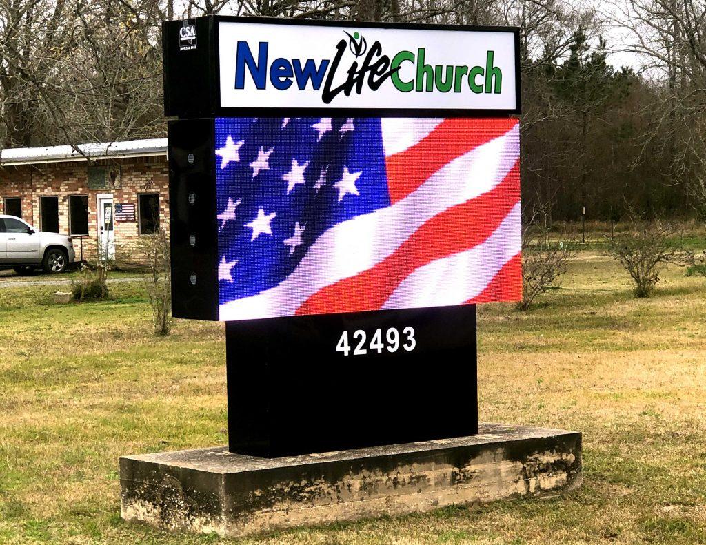 New Life Church - Batson, TX